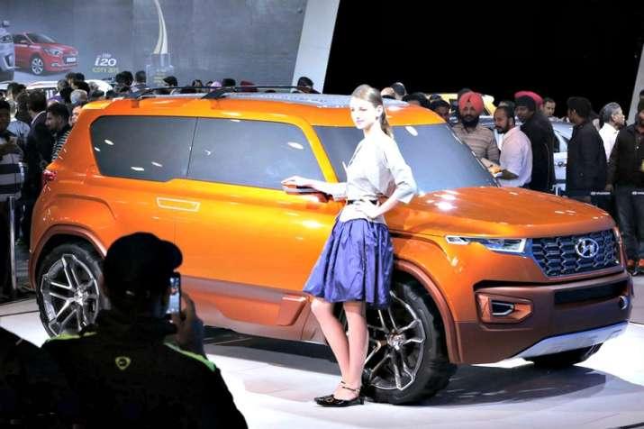 Hyundai Mini SUV- India TV Paisa