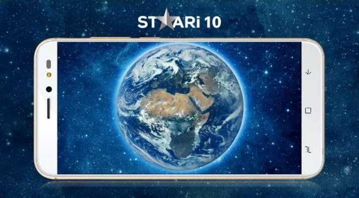 Intex Staari 10 Smartphone- India TV Paisa