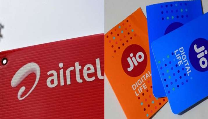 Reliance Jio has filed complaint against Bharti Airtel with the DoT- India TV Paisa
