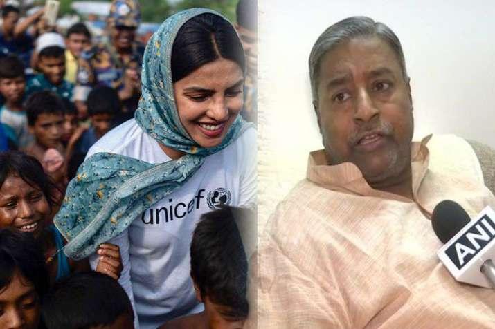 Rohingyas & their sympathisers should leave India, says Katiyar after Priyanka's visit to camp- India TV Hindi