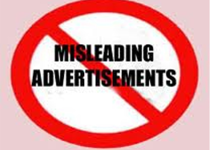 Misleading Ads- India TV Paisa
