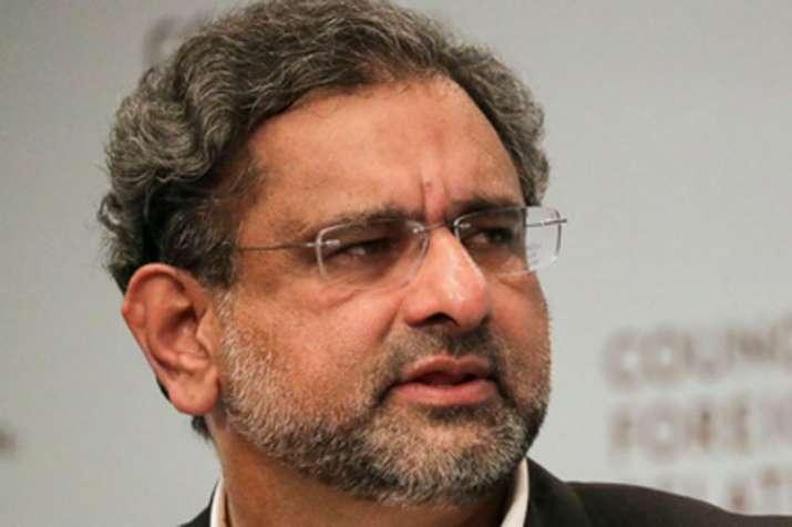 NAB creating circumstances that are damaging country, says Shahid Khaqan Abbasi | AP- India TV Hindi