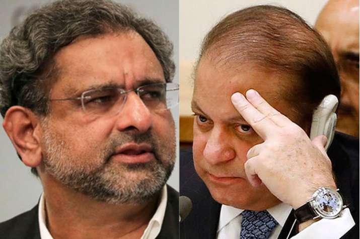 Pakistan: Nawaz Sharif ready to go to prison for principles, says PM Shahid Khaqan Abbasi | AP- India TV Hindi