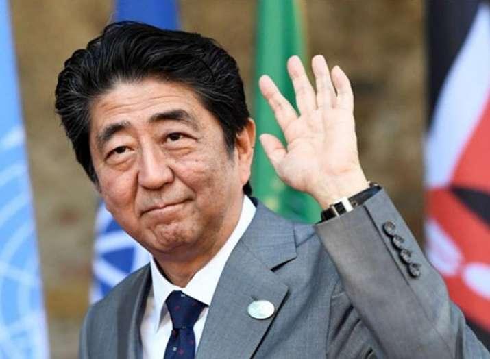 Japan Prime Minister Shinzo Abe will visit the United...- India TV