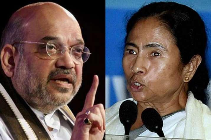 Amit Shah and Mamata Banerjee | PTI- India TV Hindi