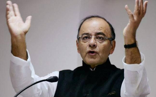 केंद्रीय मंत्री अरुण...- India TV