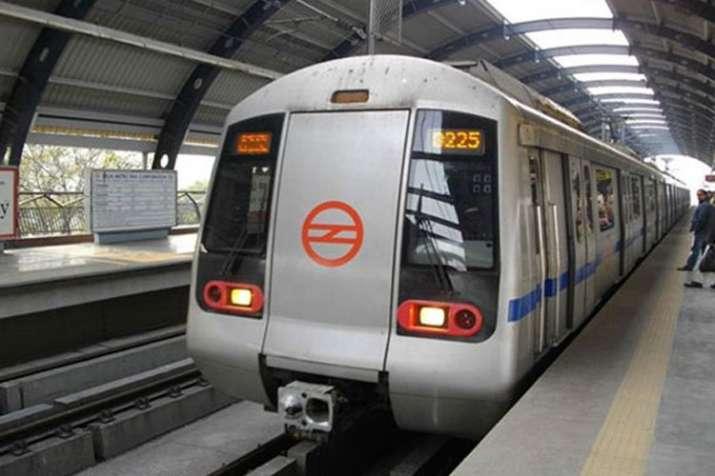 दिल्ली मेट्रो।- India TV Hindi