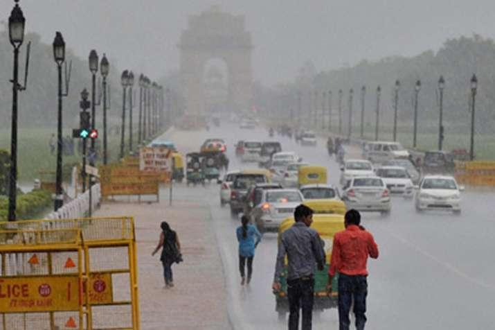 कई राज्यों में बारिश, दो-तीन दिनों में पूरे देश में पहुंच जाएगा मॉनसून- India TV Hindi