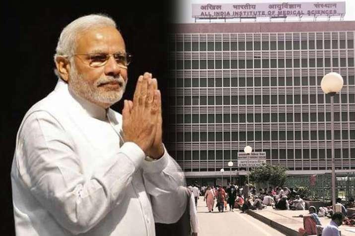 पीएम मोदी आज करेंगे एम्स और सफरदजंग अस्पताल में 5 योजनाओं का शुभारंभ- India TV Hindi