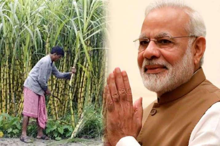 प्रधानमंत्री नरेंद्र मोदी आज करेंगे गन्ना किसानों से चर्चा, पांच राज्यों के किसान होंगे शामिल- India TV Hindi