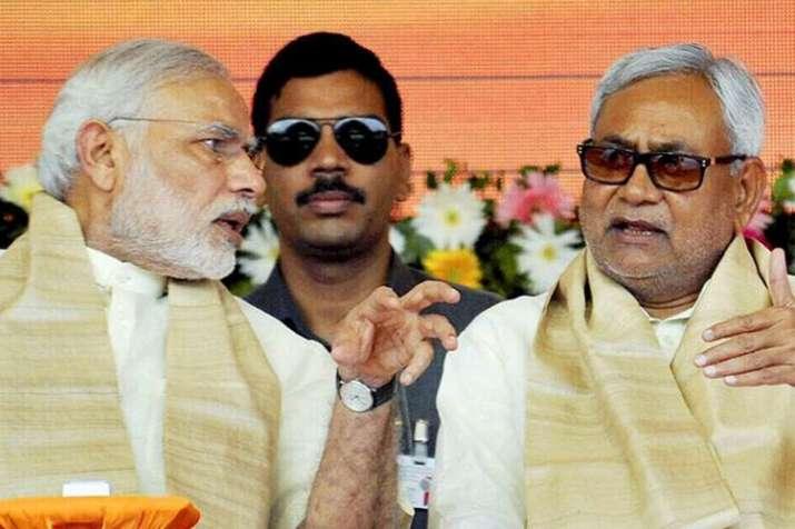 Narendra Modi and Nitish Kumar | PTI- India TV Hindi