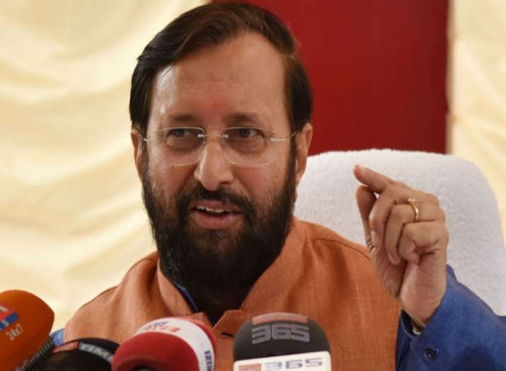 prakash javadekar- India TV Hindi