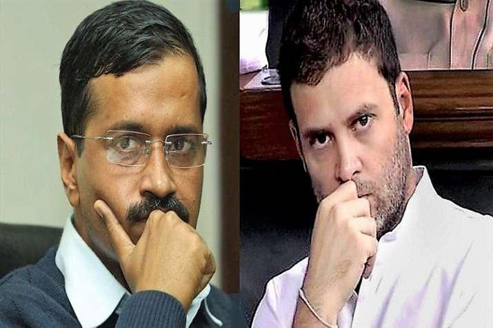 Twitter exchange triggers talk of Congress, AAP alliance in Delhi- India TV Hindi