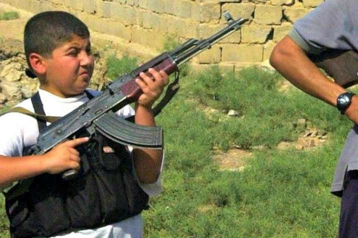 Pakistan continue to use children for suicide attacks, says UN Report | AP Representational Image- India TV Hindi