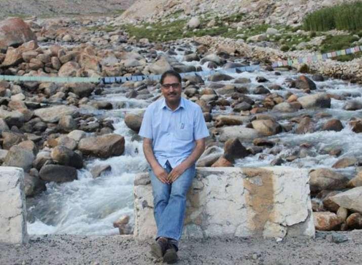 Journalist Shujaat Bukhari (File Photo)- India TV Hindi