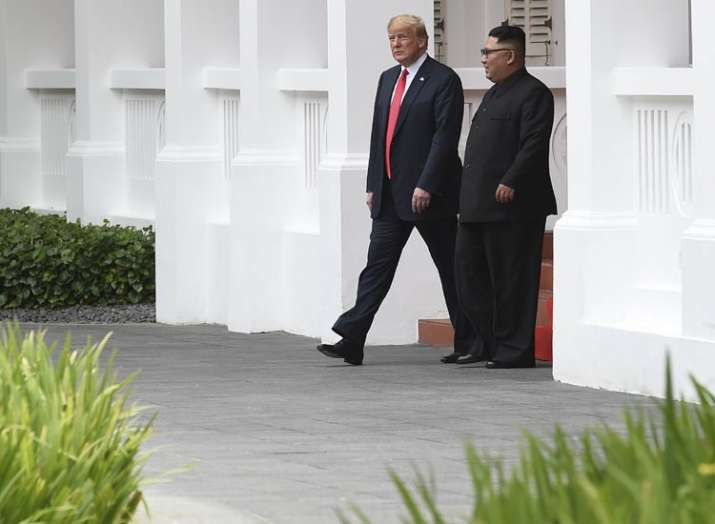 Specific things related to Trump-Kim summit in...- India TV Hindi