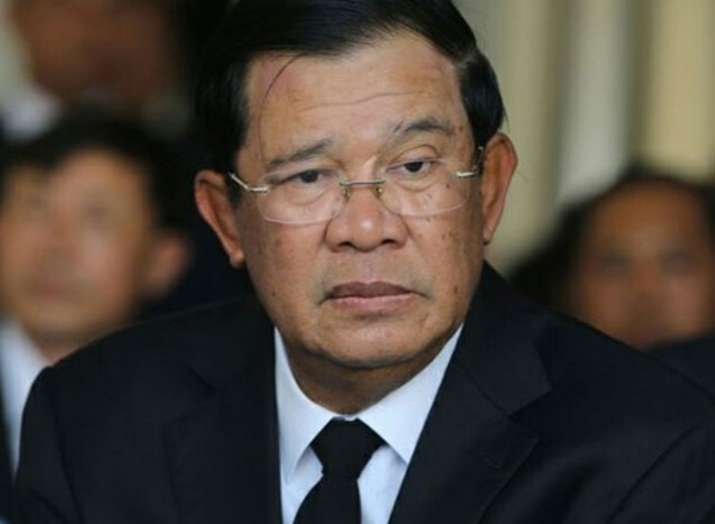 Cambodian PM now fully fledged military dictator says...- India TV Hindi