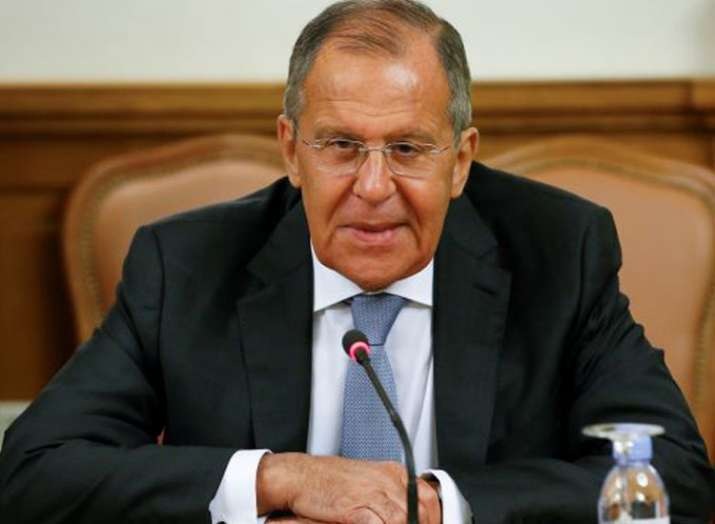 Russian Foreign Minister Praises Trump-Kim Meeting- India TV