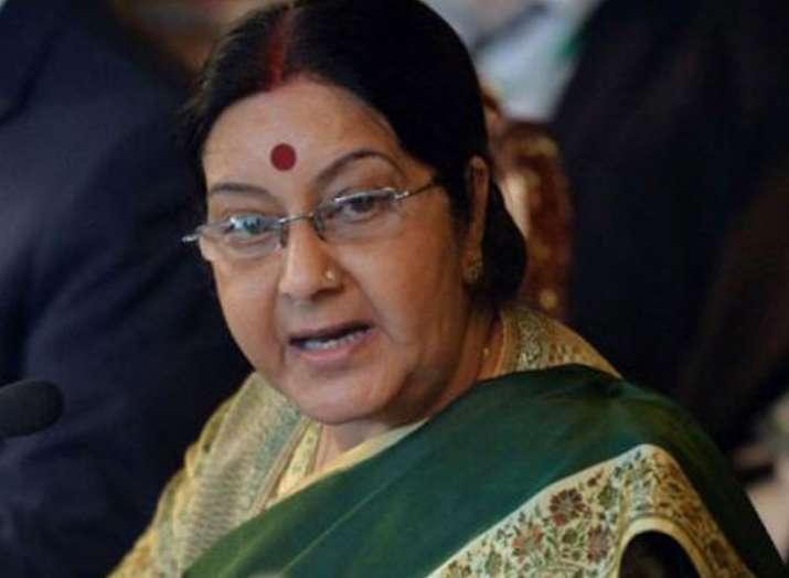 सुषमा स्वराज- India TV Hindi