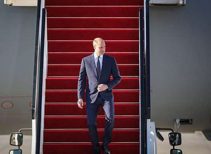 Prince William lands in Israel for historic first ever...- India TV Hindi