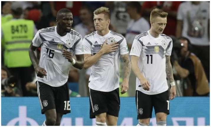 जर्मनी के खिलाड़ी- India TV Hindi