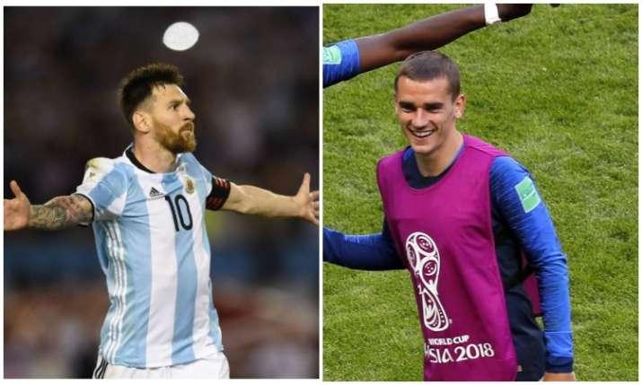 अर्जेंटीना Vs फ्रांस- India TV Hindi