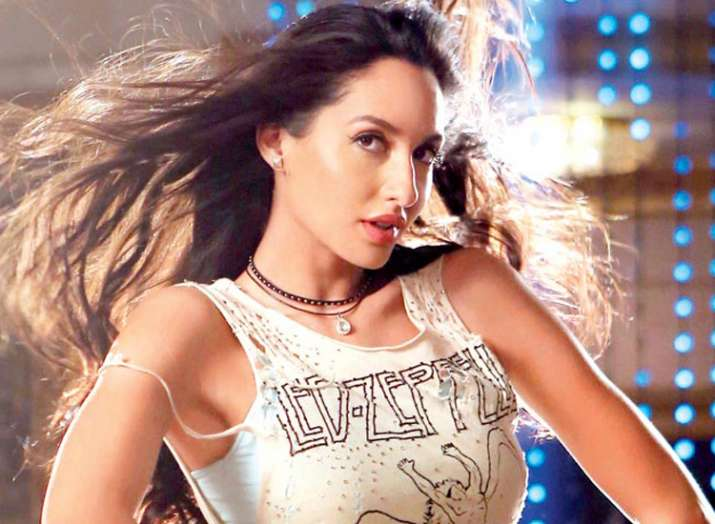 Nora Fatehi- India TV