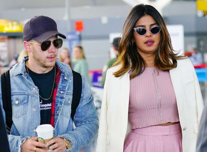 Priyanka Chopra and Nick Jonas- India TV Hindi