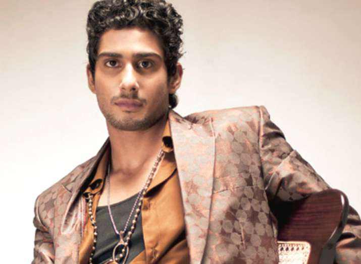 Prateik Babbar- India TV