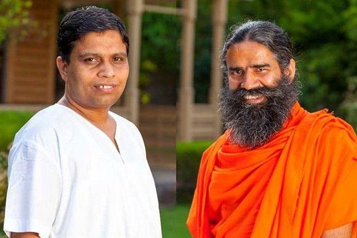 Acharya Balkrishna and Baba Ramdev- India TV Paisa