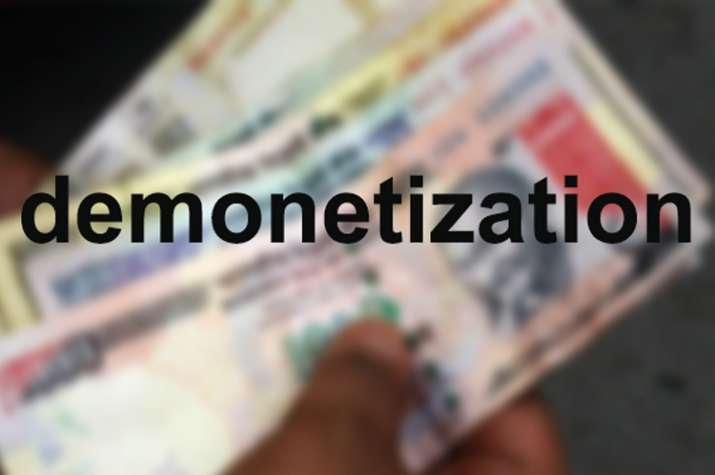 demonetisation- India TV Paisa