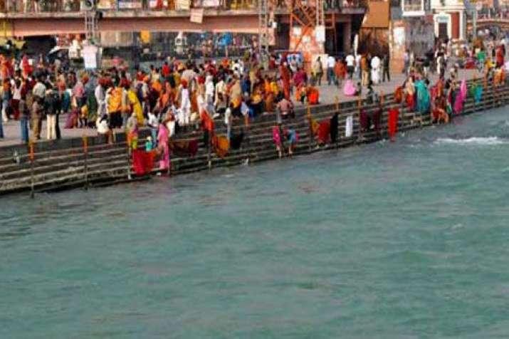 Ganga river- India TV