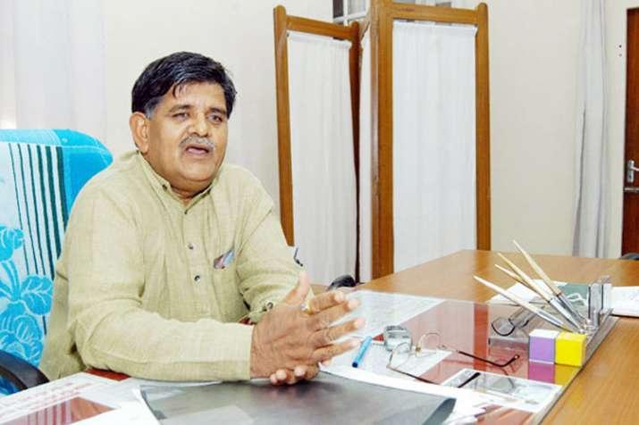 Rajasthan Home Minister Gulab Chand Kataria- India TV Hindi