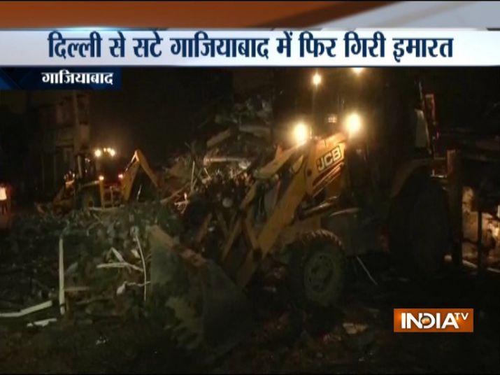 नोएडा बार्डर पर बसे...- India TV