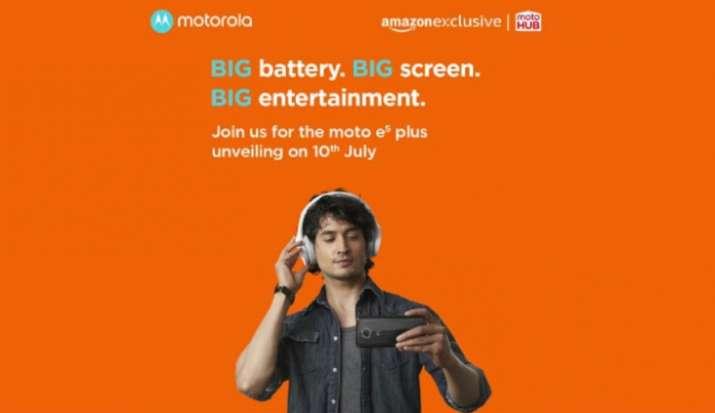 Moto E5- India TV Paisa
