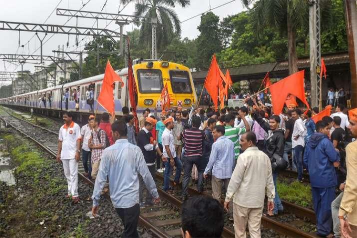 Mumbai Bandh- India TV