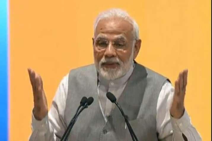 PM Modi in Lucknow Live- India TV