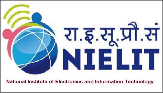 NIELIT JOBS- India TV