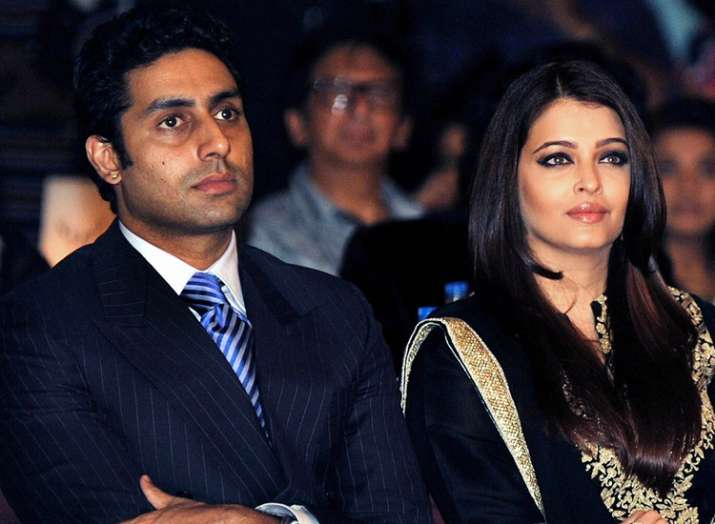 Aishwarya Rai Abhishek Bachchan- India TV