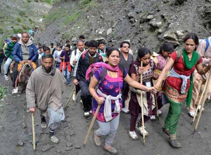 अमरनाथ यात्रा शांतिपूर्वक संपन्न- India TV
