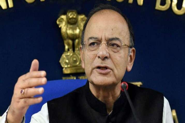 Jaitley cites IMF report to highlight economic growth under Modi Govt- India TV Paisa