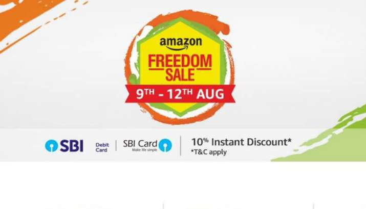 All you want to know about Amazon Freedom Sale- India TV Paisa