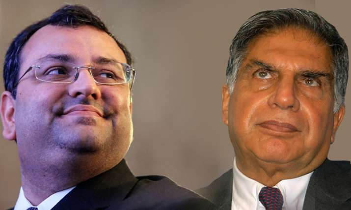 ratan tata and cyrus mistry- India TV Paisa