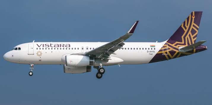 Vistara Airlines- India TV Paisa