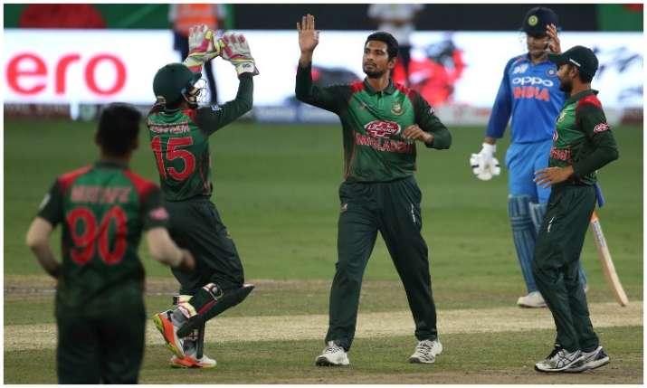 Bangladesh Team- India TV