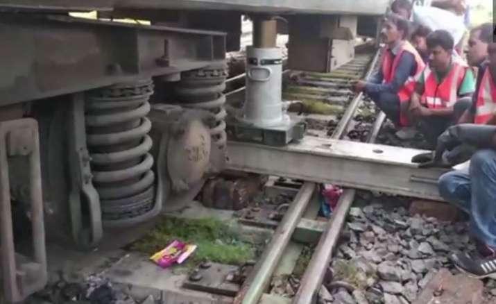 Bihar Train Accident- India TV