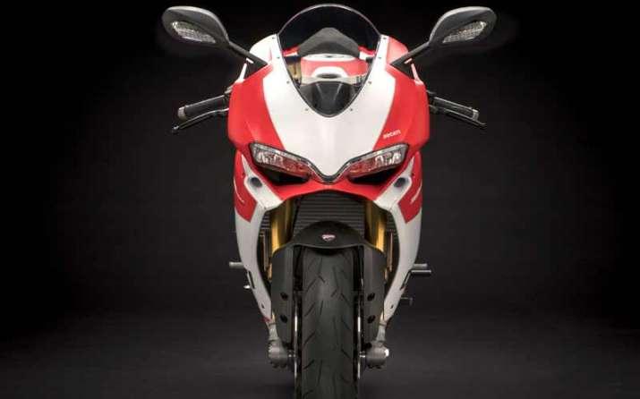 Ducati 959 Panigale Corse- India TV Paisa