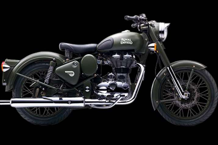 Royal Enfield bikes sale rose 15 percent during April to August this year- India TV Paisa