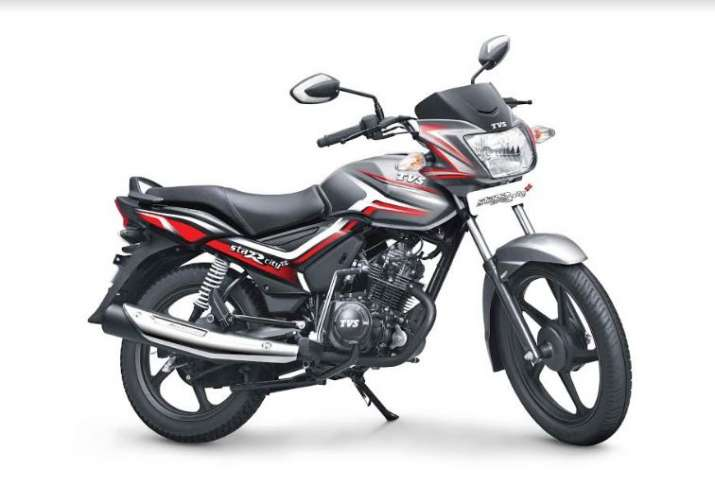 TVS Motor introduces a new variant of TVS StaR City+ for festive season- India TV Paisa