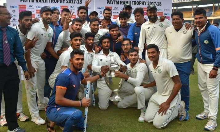 1 अक्टूबर से शुरू होगा रणजी ट्राफी का घमासान, रिकॉर्ड 37 टीमें ले रही हैं हिस्सा- India TV Hindi